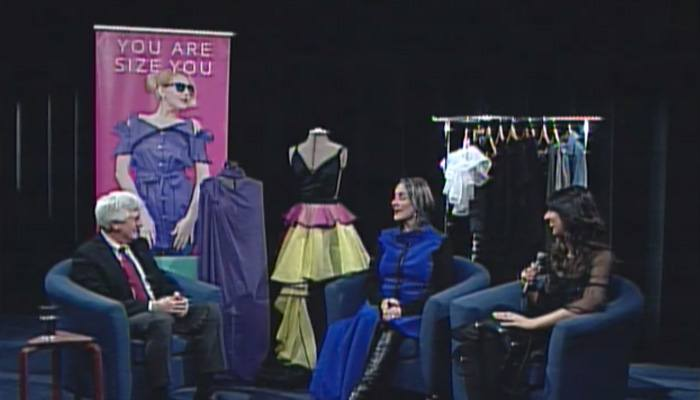 Balodana is a guest on Public Perspectives TV Show
